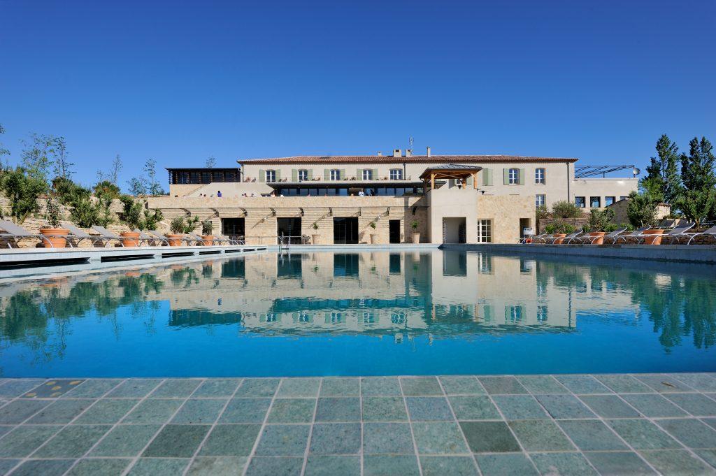 piscine Jardins de Saint Benoit
