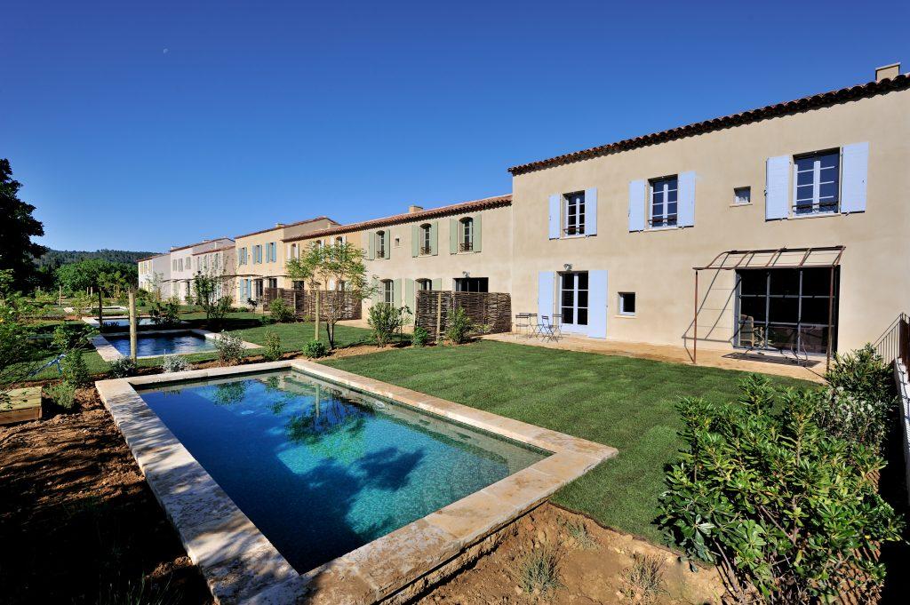 Villas Jardins de Saint Benoit