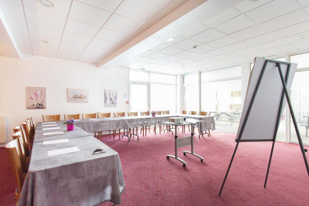 Salle de réunion GDM Brest
