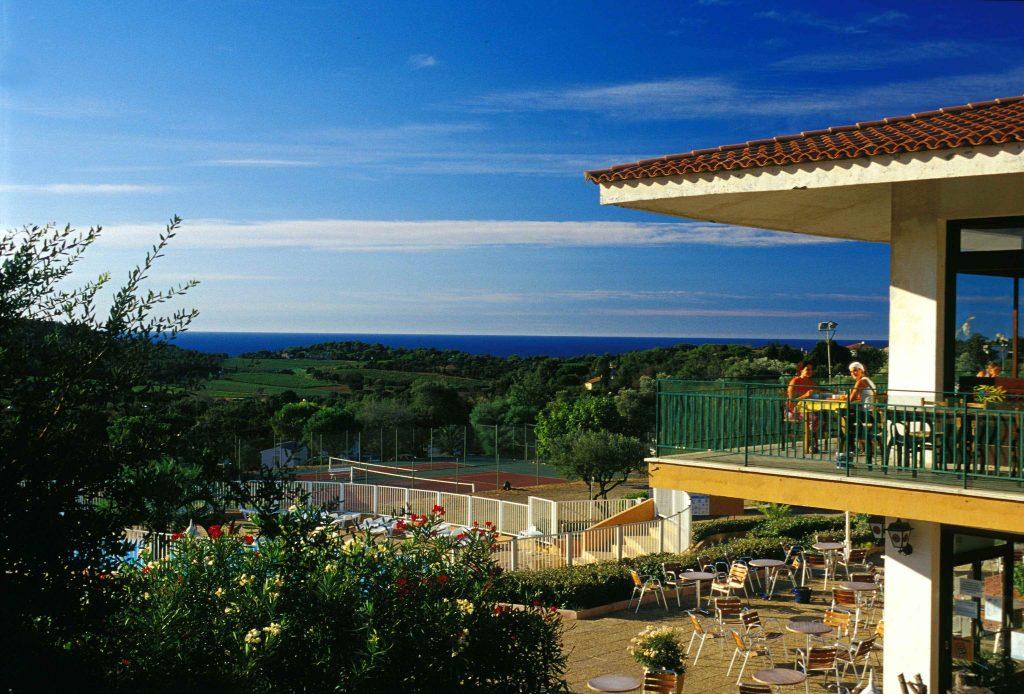 L'hôtel le Parc des Chênes