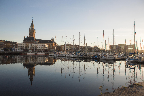 Vue Dunkerque