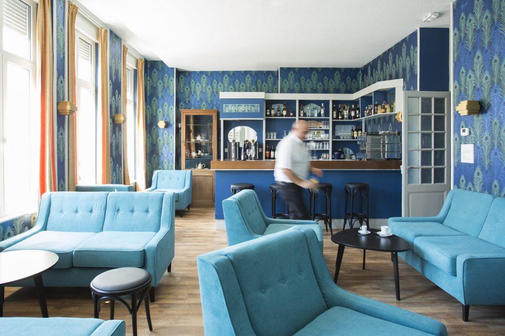 Bar de l'Hôtel d'Angleterre