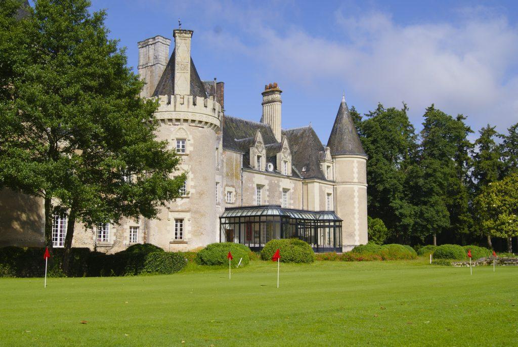 Putting du Château des 7 Tours