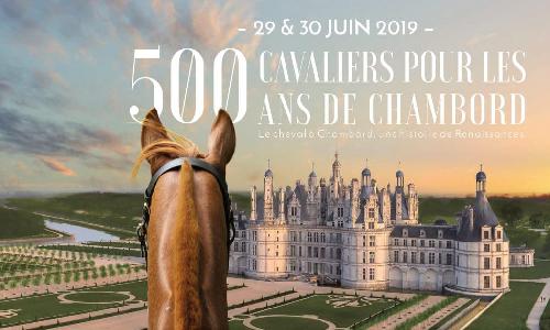500 ans de Chambord