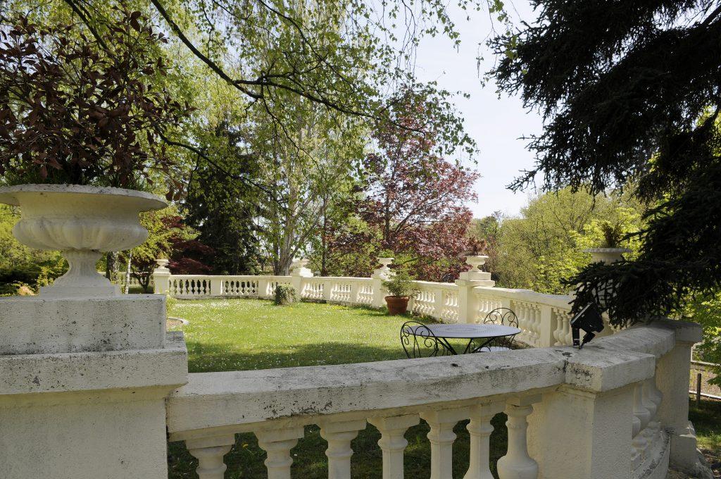 Jardin Splendid Châtel Guyon