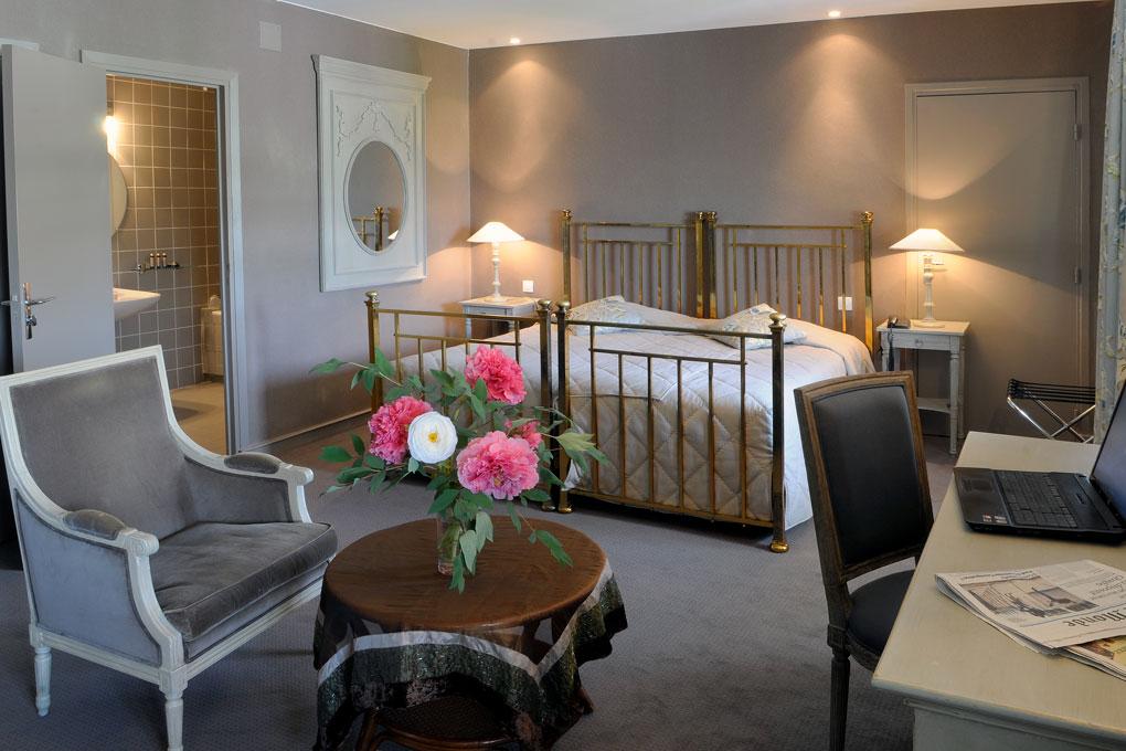 Photo d'une chambre du Splendid