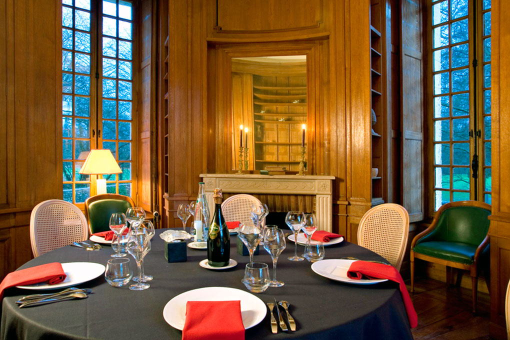 Photo du Restaurant du Château Golf des 7 Tours