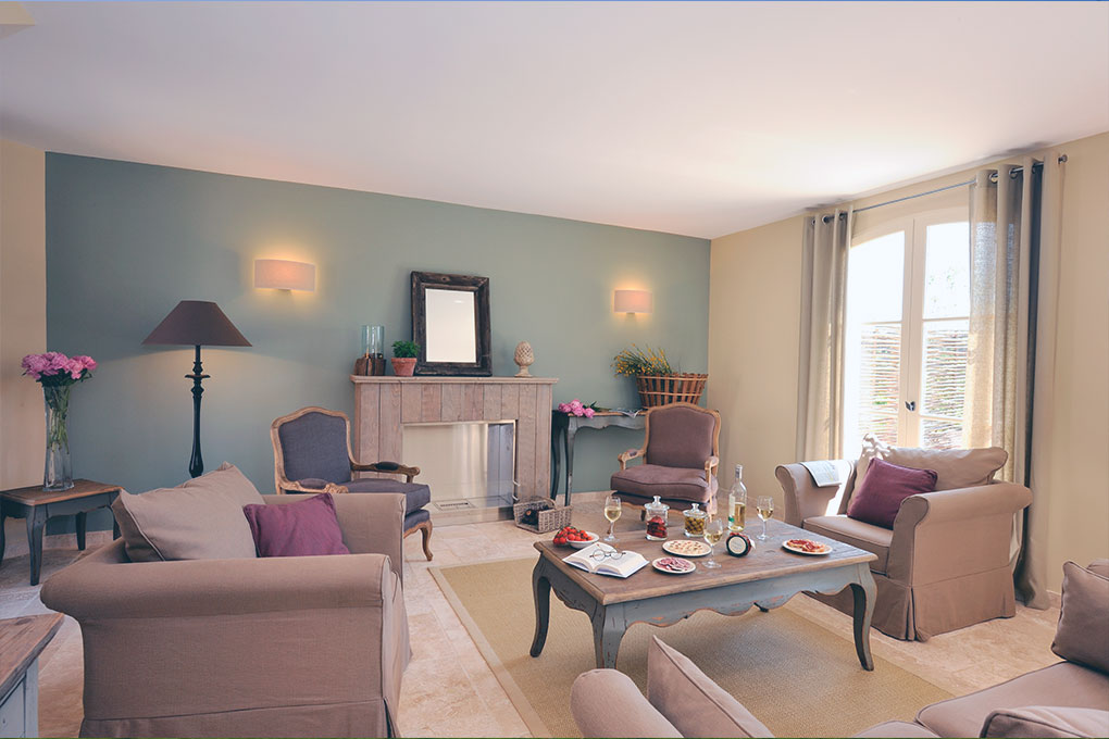 Salon Hotel Jardins de Saint Benoit