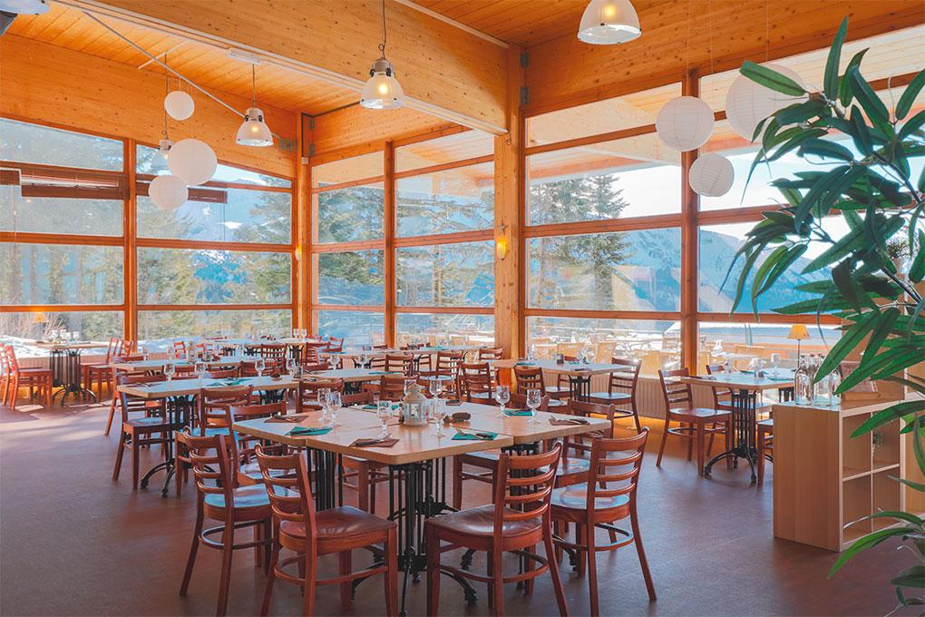Photo du restaurant des villages du Bachat