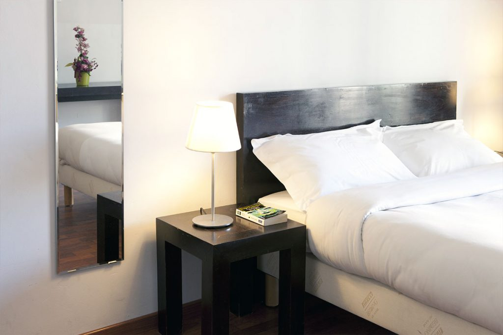 Chambre Ruby Suites