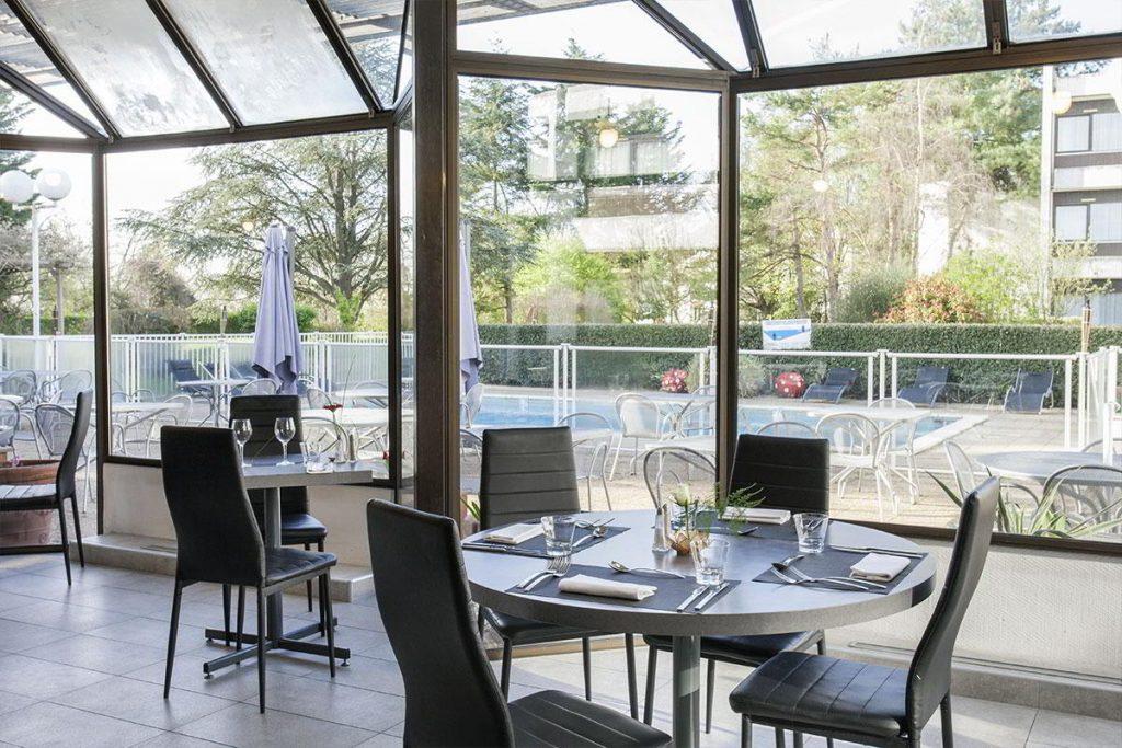 Restaurant Villa Bellagio Blois