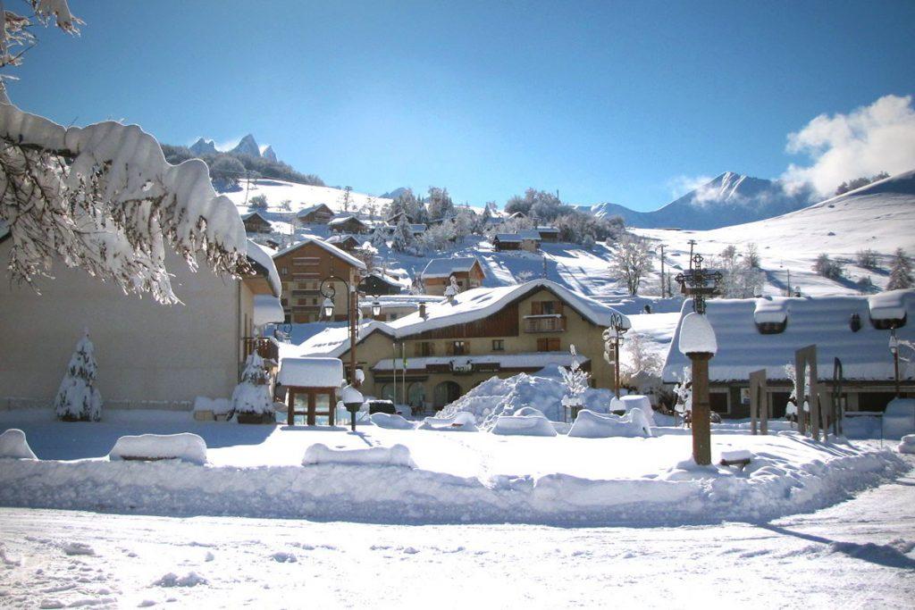 Station de ski familiale Albiez