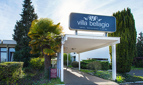 Extérieur Villa Bellagio