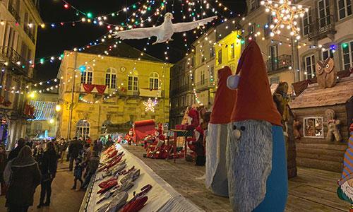 Marché de Noël de Plombières-sur-Bains