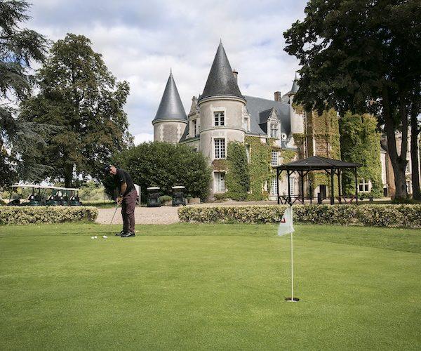 domaine golfique château des Sept Tours