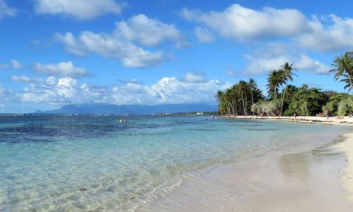 Plage Bois-Jolan Guadeloupe